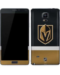 Vegas Golden Knights Jersey Galaxy Note 4 Skin