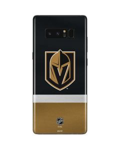 Vegas Golden Knights Jersey Galaxy Note 8 Skin