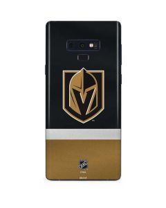Vegas Golden Knights Jersey Galaxy Note 9 Skin