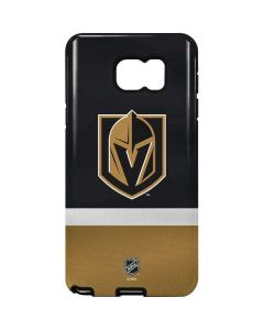 Vegas Golden Knights Jersey Galaxy Note5 Pro Case