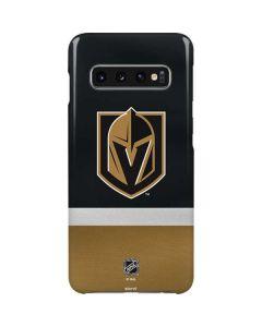 Vegas Golden Knights Jersey Galaxy S10 Lite Case