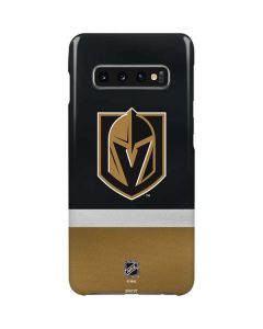 Vegas Golden Knights Jersey Galaxy S10 Plus Lite Case