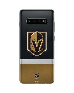 Vegas Golden Knights Jersey Galaxy S10 Plus Skin