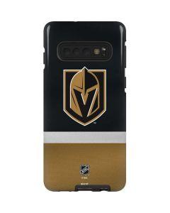 Vegas Golden Knights Jersey Galaxy S10 Pro Case