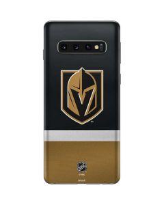 Vegas Golden Knights Jersey Galaxy S10 Skin
