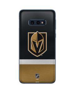 Vegas Golden Knights Jersey Galaxy S10e Skin