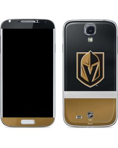 Vegas Golden Knights Jersey Galaxy S4 Skin