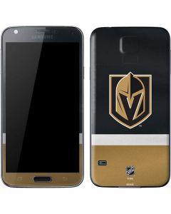 Vegas Golden Knights Jersey Galaxy S5 Skin