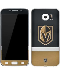 Vegas Golden Knights Jersey Galaxy S6 Skin