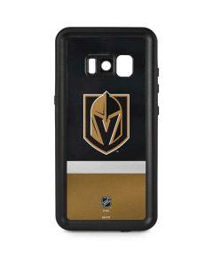 Vegas Golden Knights Jersey Galaxy S8 Plus Waterproof Case