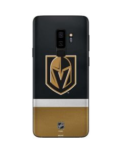 Vegas Golden Knights Jersey Galaxy S9 Plus Skin