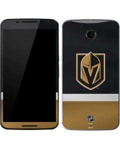 Vegas Golden Knights Jersey Google Nexus 6 Skin