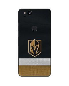 Vegas Golden Knights Jersey Google Pixel 2 Skin