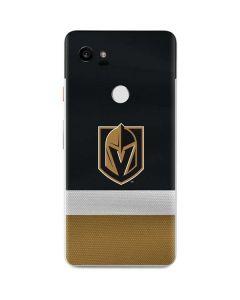 Vegas Golden Knights Jersey Google Pixel 2 XL Skin