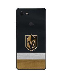 Vegas Golden Knights Jersey Google Pixel 3 XL Skin