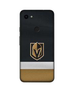 Vegas Golden Knights Jersey Google Pixel 3a XL Skin