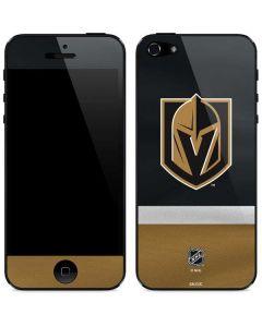 Vegas Golden Knights Jersey iPhone 5/5s/SE Skin