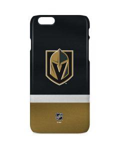 Vegas Golden Knights Jersey iPhone 6s Lite Case