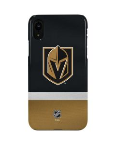 Vegas Golden Knights Jersey iPhone XR Lite Case