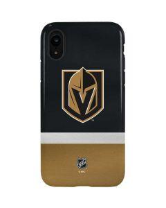 Vegas Golden Knights Jersey iPhone XR Pro Case