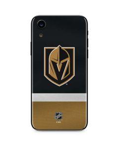 Vegas Golden Knights Jersey iPhone XR Skin