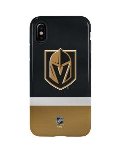 Vegas Golden Knights Jersey iPhone XS Max Pro Case