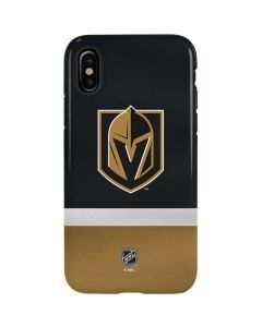 Vegas Golden Knights Jersey iPhone XS Pro Case