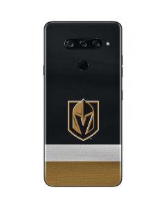 Vegas Golden Knights Jersey LG V40 ThinQ Skin