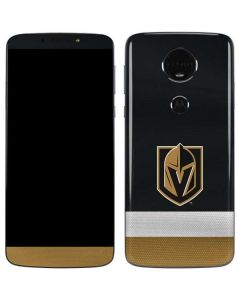 Vegas Golden Knights Jersey Moto E5 Plus Skin