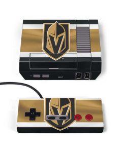 Vegas Golden Knights Jersey NES Classic Edition Skin