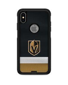 Vegas Golden Knights Jersey Otterbox Commuter iPhone Skin