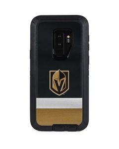 Vegas Golden Knights Jersey Otterbox Defender Galaxy Skin