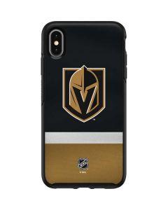 Vegas Golden Knights Jersey Otterbox Symmetry iPhone Skin