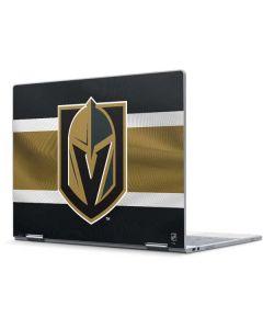 Vegas Golden Knights Jersey Pixelbook Skin