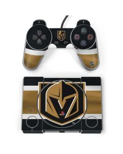 Vegas Golden Knights Jersey PlayStation Classic Bundle Skin