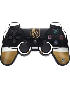 Vegas Golden Knights Jersey PS3 Dual Shock wireless controller Skin