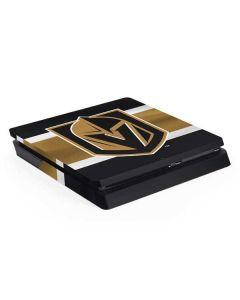 Vegas Golden Knights Jersey PS4 Slim Skin