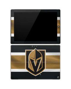 Vegas Golden Knights Jersey Surface Pro 3 Skin