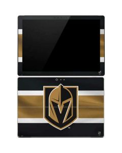 Vegas Golden Knights Jersey Surface Pro 4 Skin