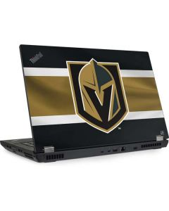 Vegas Golden Knights Jersey Lenovo ThinkPad Skin