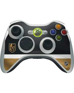 Vegas Golden Knights Jersey Xbox 360 Wireless Controller Skin