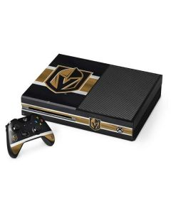 Vegas Golden Knights Jersey Xbox One Console and Controller Bundle Skin