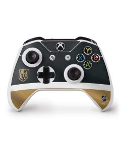 Vegas Golden Knights Jersey Xbox One S Controller Skin