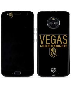 Vegas Golden Knights Lineup Moto X4 Skin