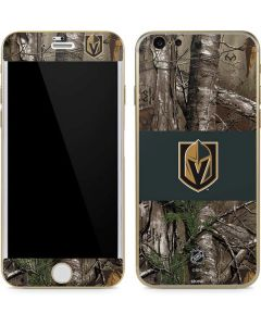 Vegas Golden Knights Realtree Xtra Camo iPhone 6/6s Skin