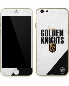 Vegas Golden Knights Script iPhone 6/6s Skin