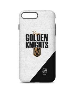 Vegas Golden Knights Script iPhone 7 Plus Pro Case