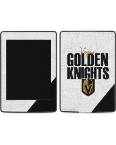 Vegas Golden Knights Script Amazon Kindle Skin