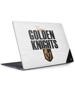 Vegas Golden Knights Script Surface Laptop 2 Skin