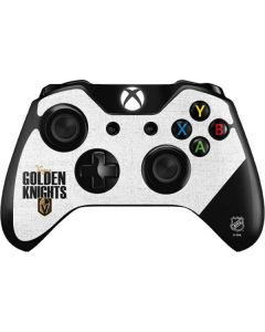 Vegas Golden Knights Script Xbox One Controller Skin